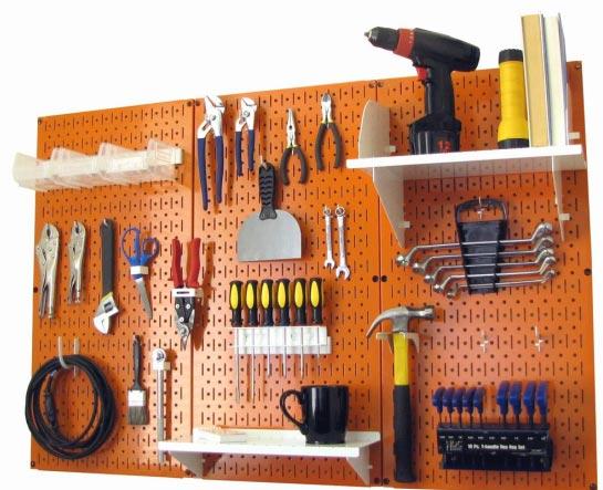 Panneau outils WALLCONTROL