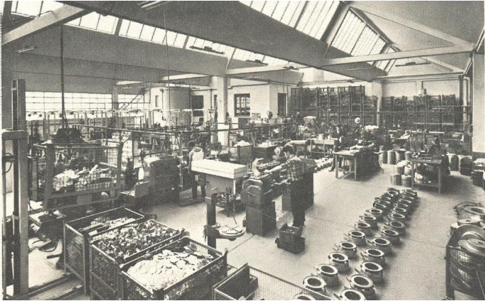 Entreprise Zeca crée en 1946